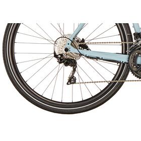 ORBEA Gain F20 Bicicletta elettrica da città blu